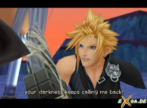 Kingdom Hearts II - Cloud