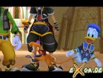 Kingdom Hearts II - Monkey & lamp