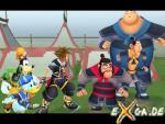 Kingdom Hearts II - Startled