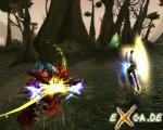 World of Warcraft: Burning Crusade - paladin_shaman_duel