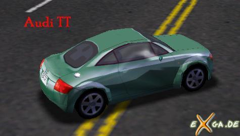 Midtown Madness 2 - Audi_TT