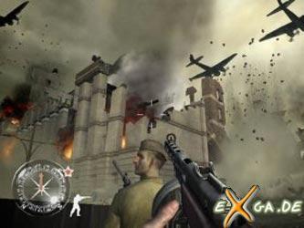 Call of Duty - cod screen