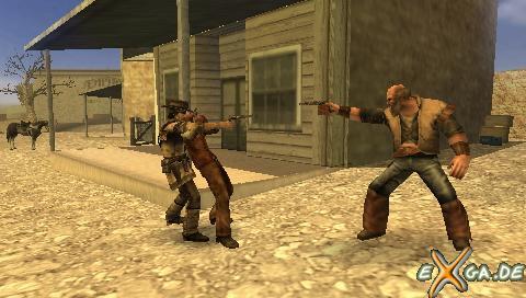 Gun showdown - GUN Showdown - Empire Hostage