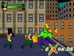 SpiderMan: Battle for New York - NDS_Goblin 4