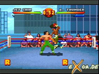 Ready 2 Rumble Boxing: Round 2 - RtRBR2 3