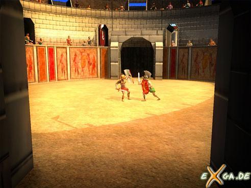 CivCity: Rom - arena