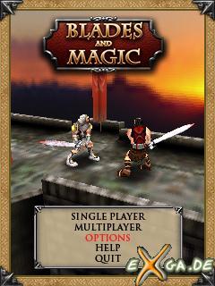 Blades & Magic - Blades & Magic_12
