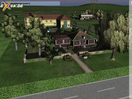 Anstoss 2007 - screenshot w