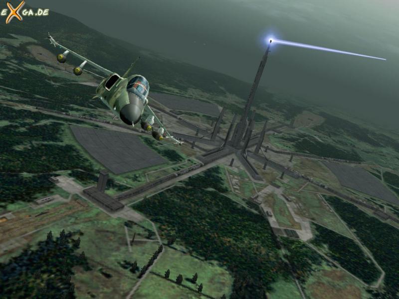 Ace Combat 5: The Belkan War - Excalibur_battle_09