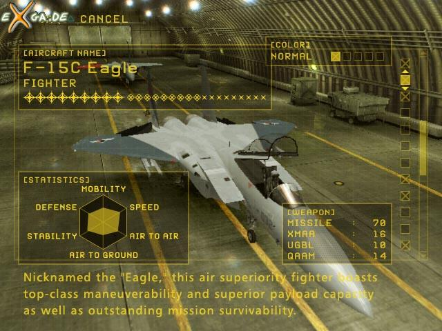 Ace Combat 5: The Belkan War - select_F-15C_01_e