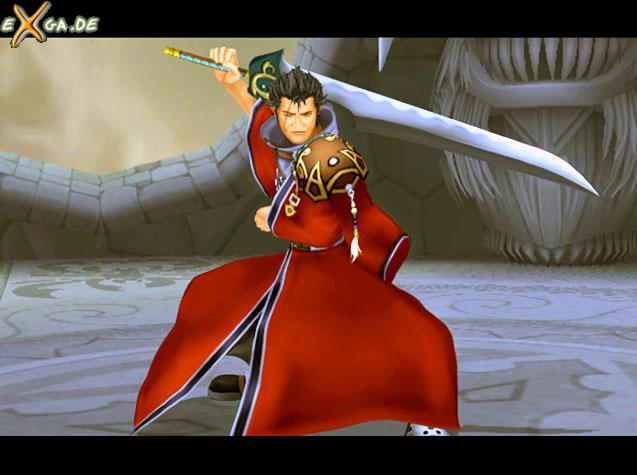 Kingdom Hearts II - Auron