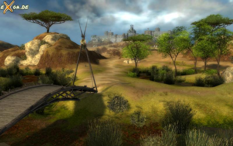 Guild Wars: Nightfall - GWN_Kourna