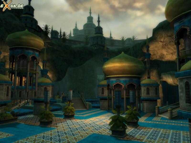 Guild Wars: Nightfall - GWN_OpulentDomes