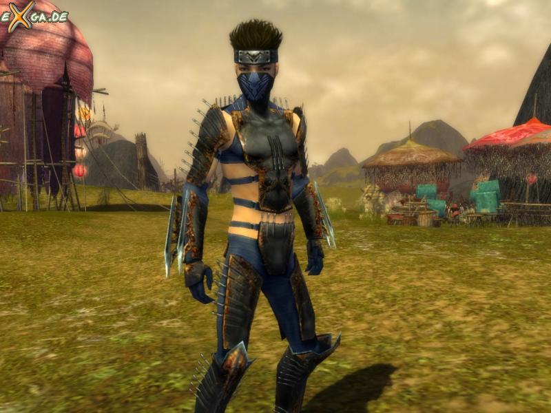 Guild Wars: Factions - Assassin_Male