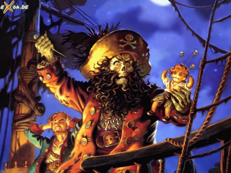 Monkey Island 1: The Secret of Monkey Island - 017