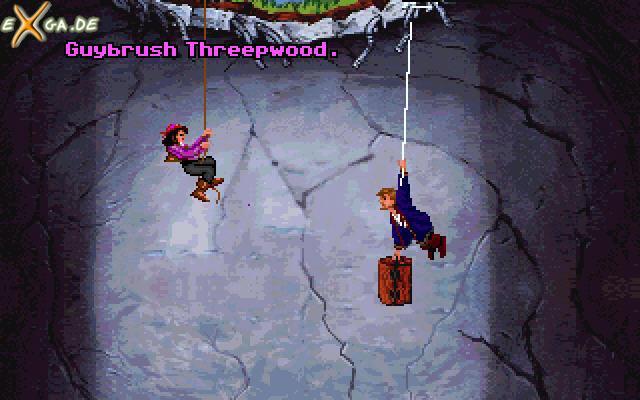 Monkey Island 2: Le Chuck's Revenge - monkey2