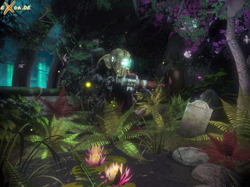 BioShock - hydro_forest