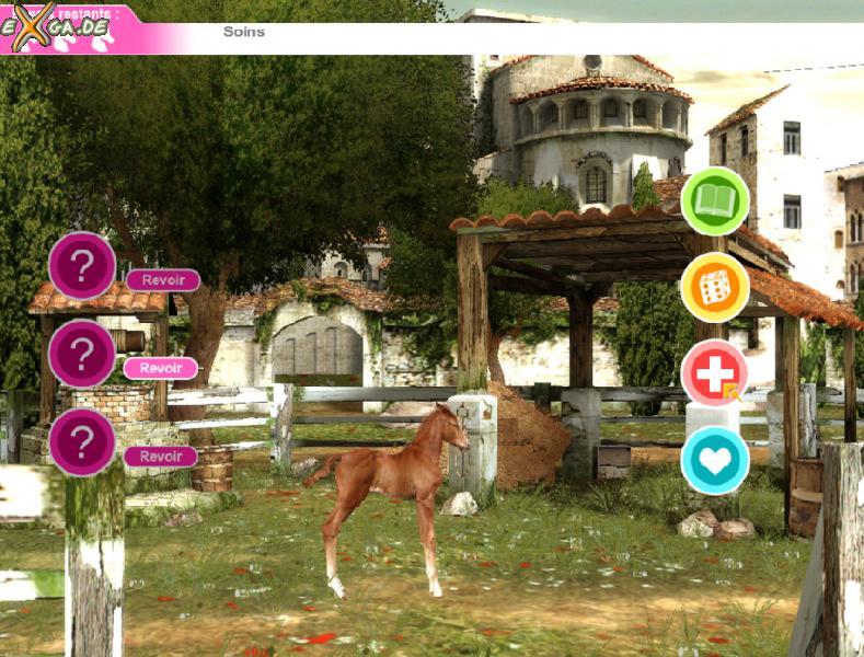Horsez - AL7 - Foal Mime