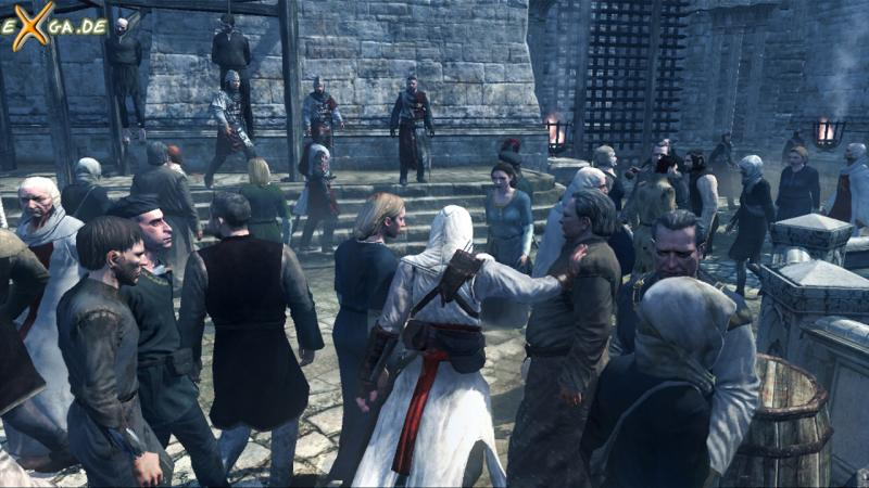 Assassin's Creed - S CREED]_S_[PS3]_[Crowd low profile](1280x720)