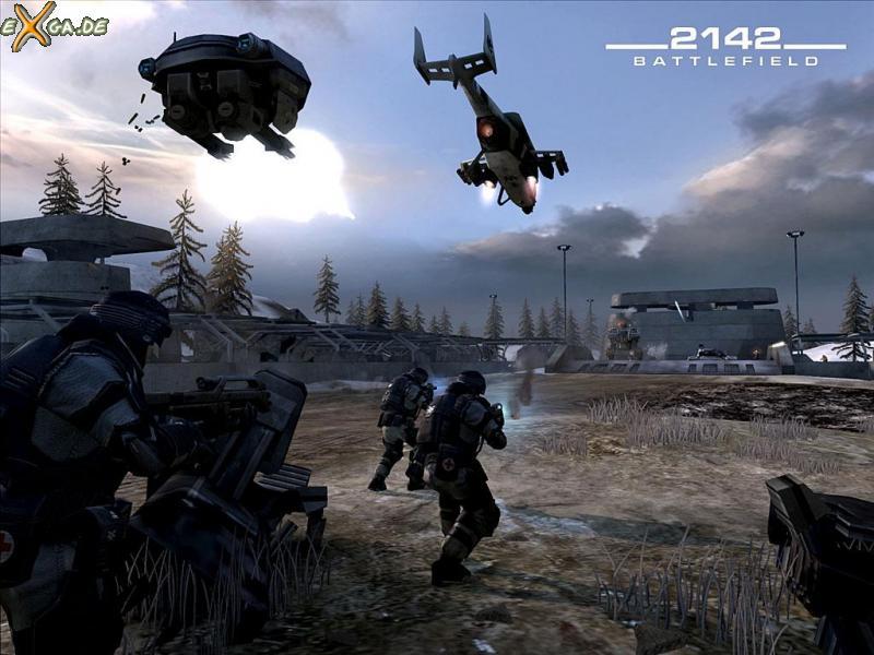 Battlefield 2142 - Battlefield_2142_1