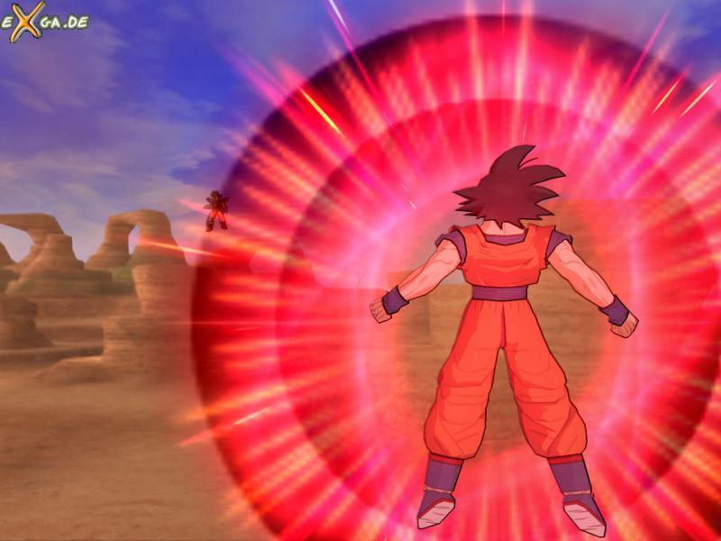 Dragon Ball Z: Budokai Tenkaichi 2 - Screenshot 0022