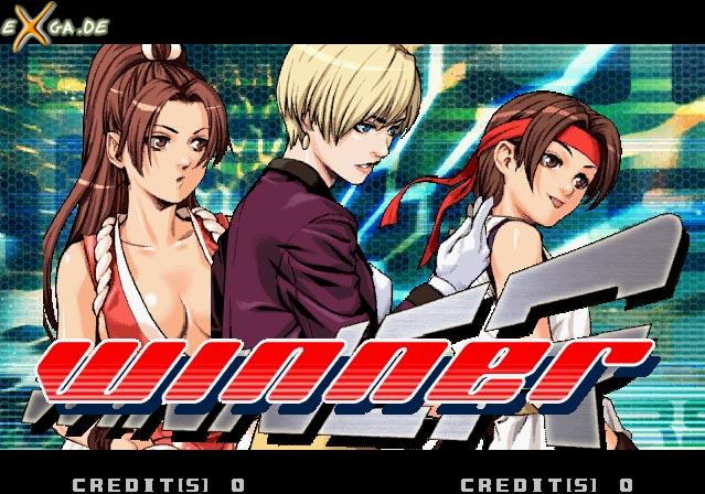 The King of Fighters: Neowave - KOF Neowave 05