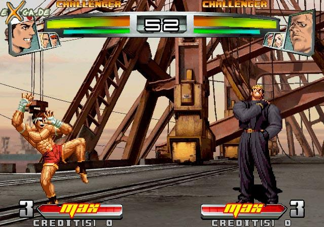 The King of Fighters: Neowave - KOF Neowave 06