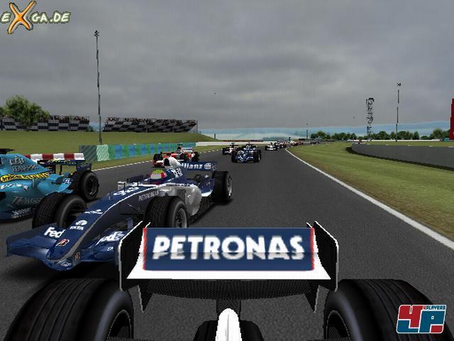 Formel 1 2006 - 167211-vollbild
