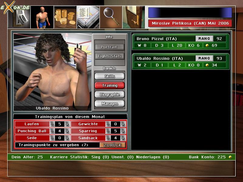 Regina Halmich Boxmanager - Regina Halmich Screens 001