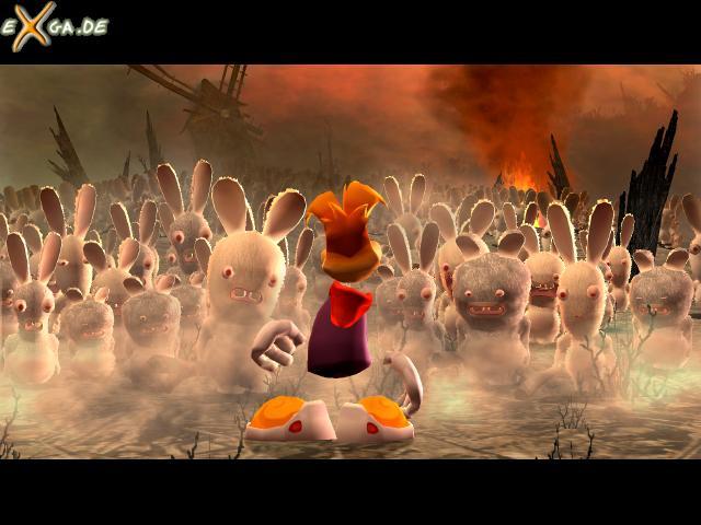 Rayman: Raving Rabbits - RAY_ALL_RaymanVsBunniesArmy_PressKitFTP_E3_Pack_2