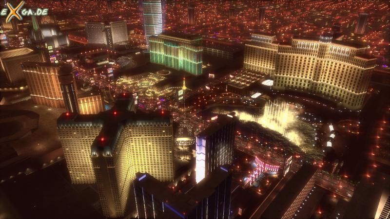 Tom Clancy's Rainbow Six Vegas - RSV_Demo_Vegas_Flyby1