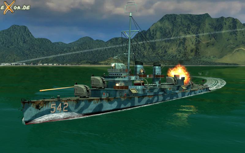 Battlestations: Midway - Screenshot2