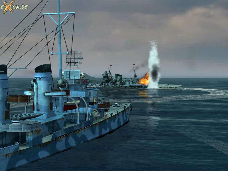 Battlestations: Midway - Screenshot3