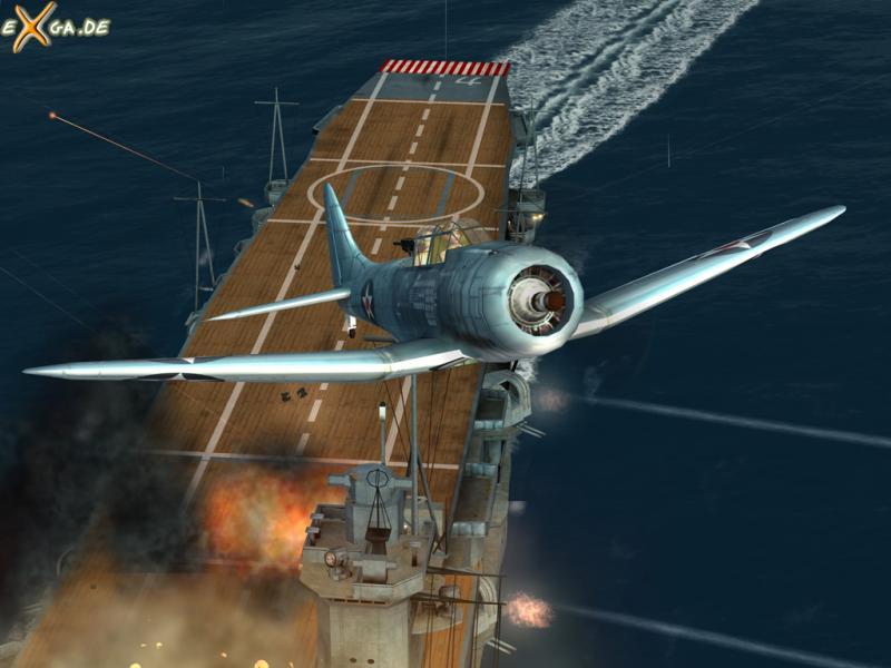 Battlestations: Midway - Screenshot5