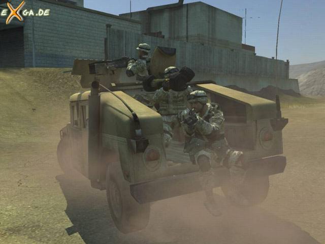 Battlefield 2 - 1326