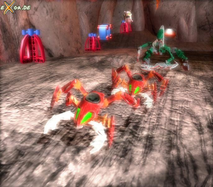 Bionicle Heroes - Screenshot01