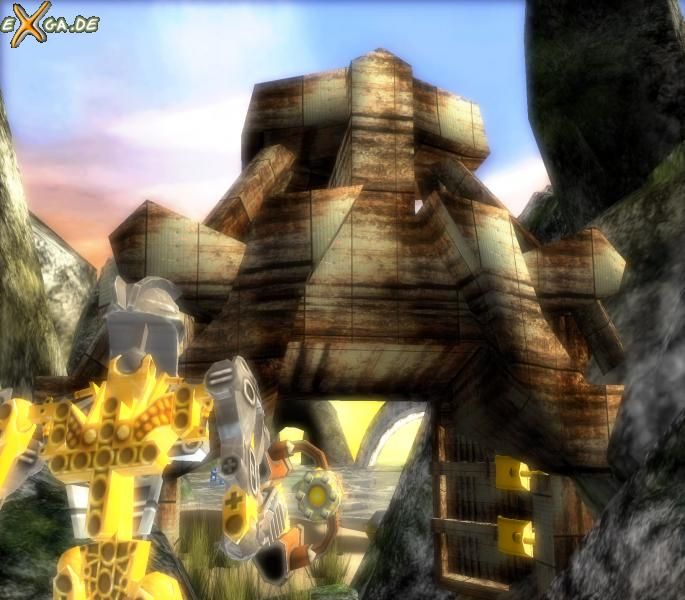 Bionicle Heroes - Screenshot04