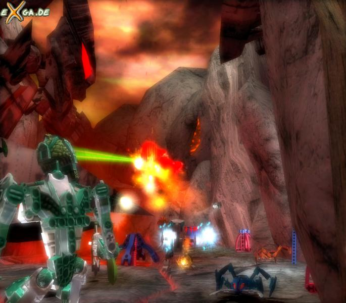 Bionicle Heroes - Screenshot05