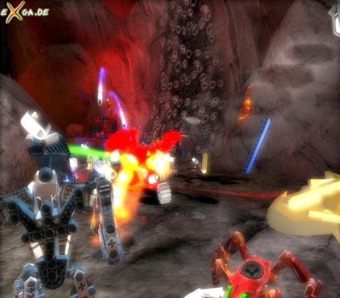 Bionicle Heroes - Screenshot07