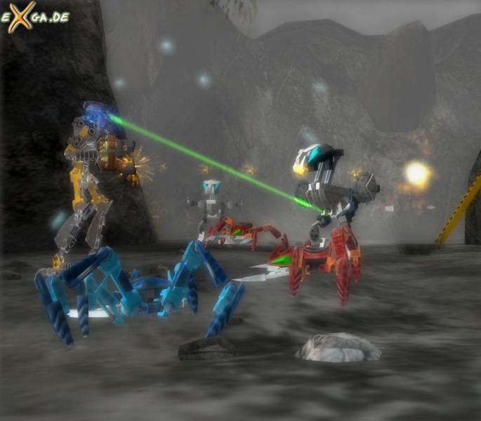 Bionicle Heroes - Screenshot08