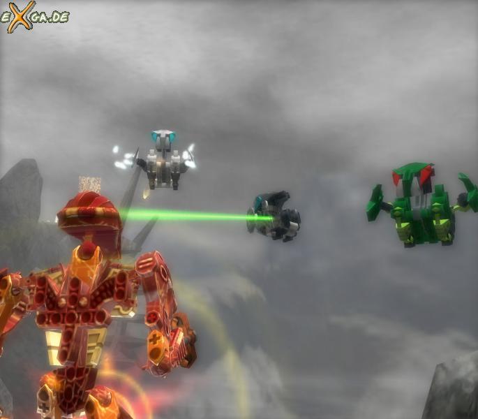 Bionicle Heroes - Screenshot09