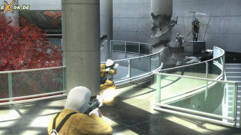 Kane & Lynch: Dead Men - Screenshot3