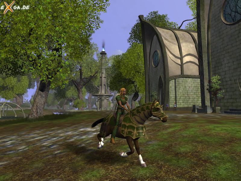 Vanguard: Saga of Heroes - Horses 1