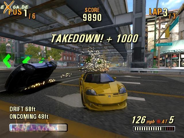Burnout 3: Takedown - Burnout_3_Takedown_5