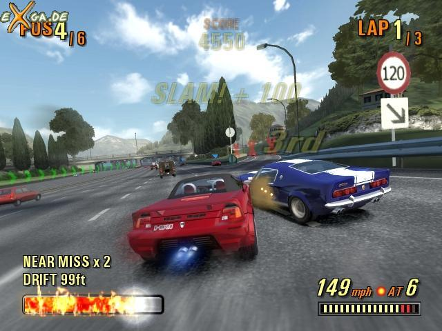 Burnout 3: Takedown - Burnout_3_Takedown_9
