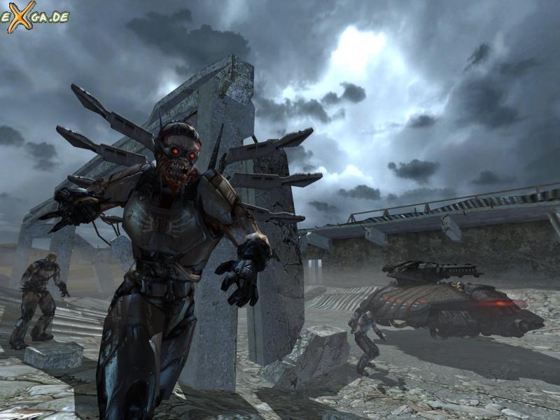 Enemy Territory: Quake Wars - nett