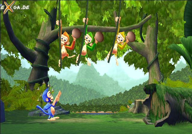 BUZZ! Junior Jungle Party - Fruit_Fight