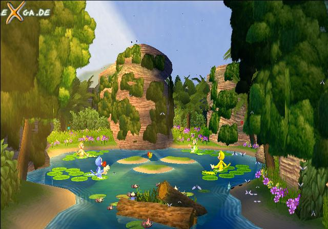 BUZZ! Junior Jungle Party - Lethal_Lillypads