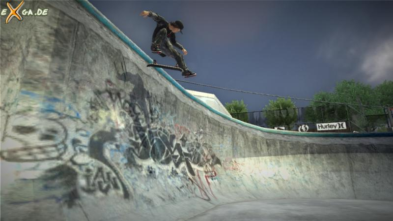 Tony Hawk's Project 8 - heelflip_prod_cretepark