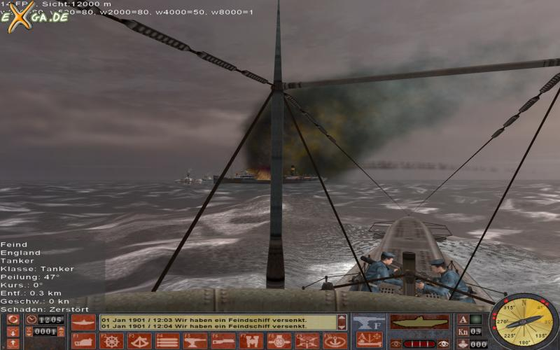 1914: Shells of Fury - 1914 - Die Schalen des Zorns 03